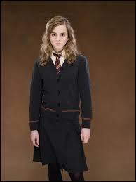Hermione Granger est amoureuse de Ronald depuis la...
