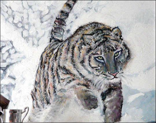 Lequel de ces tigres n'existe pas ?
