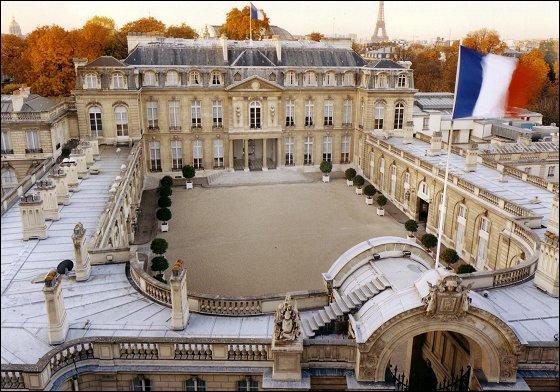 Quelle est la résidence du Président de la République Française ?