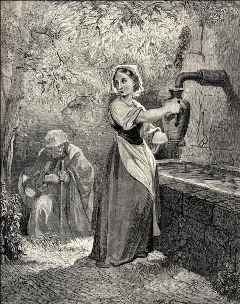 Illustration de Gustave Doré :