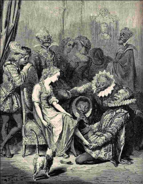 Illustration de Gustave Doré en 1867 :