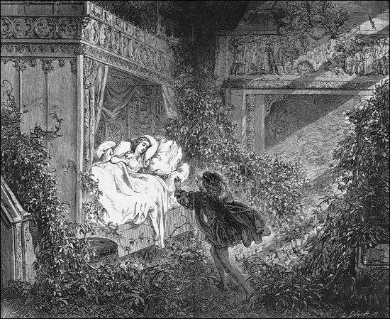 Illustration de Gustave Doré en 1862 :