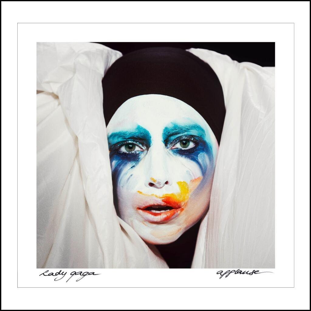 Lady Gaga : 'Applause'