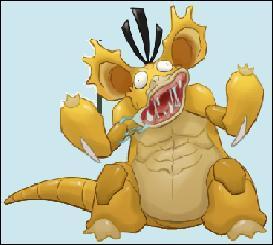 Quelles sont les fusions de ce Pokémon ?
