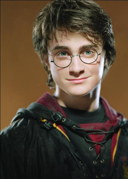 Quel est le deuxième prénom d'Harry Potter ?
