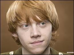 A quel endroit Harry Potter rencontre-t-il Ron pour la première fois ?