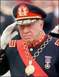 De 1974 à 1990, le Chili a vécu sous le rude régime de Pinochet. Comment se prénommait ce dernier ?