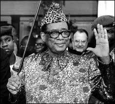 Sur quelle période s'est étalé le règne despotique de Joseph-Désiré Mobutu, président autoritaire du Zaïre (actuelle République démocratique du Congo) ?