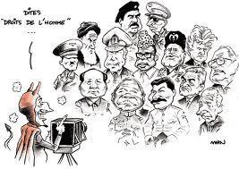 Dictateurs en vrac