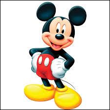 De qui Mickey est-il amoureux ?