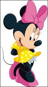 Elle est amoureuse de Mickey. Qui est ce personnage ?