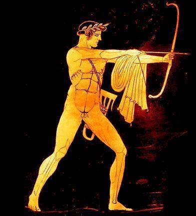 Dans la mythologie grecque quel est le nom du dieu de l'amour ?