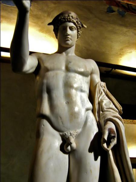 Dans la mythologie grecque, qui est le dieu des voyageurs et des voleurs ?