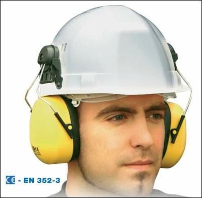 Avec quoi peut-on se protéger la tête ?