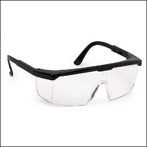 Les lunettes de protection servent :