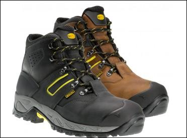 Les chaussures interviennent contre les risques :