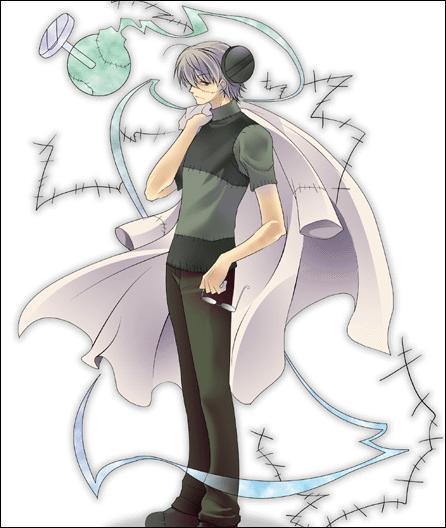 De quel manga vient ce personnage ?