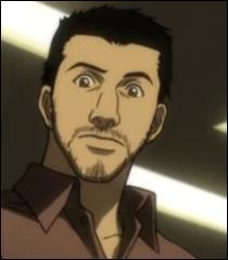 Qui est cette personne qui est membre du bureau d'enquêtes sur Kira ?