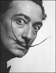 Peintre espagnol reconnaissable à mes moustaches, j'ai eu pour muse la française Amanda Lear, je suis ... :