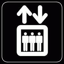 Les premiers ascenseurs fonctionnaient :