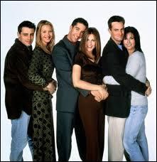 Combien de temps a duré la série  Friends  ?