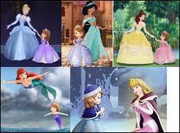 Combien de princesses a-t-elle rencontrées ?