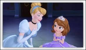 Qui est l'une des princesses que Sofia a rencontrées ?