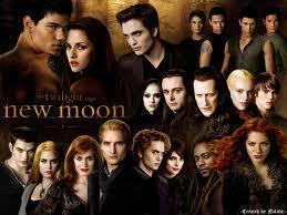 Twilight : les personnages