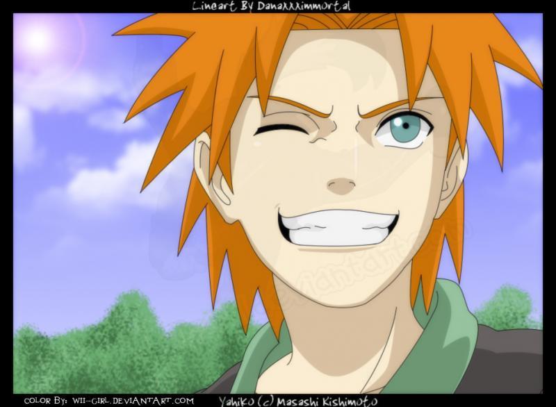 Cocher la/les bonne(s) information(s) sur ce personnage de 'Naruto'.