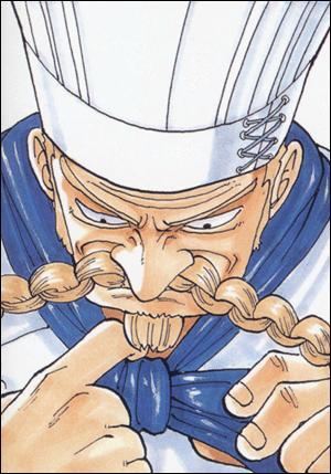 Cocher la/les bonne(s) information(s) sur ce personnage de 'One Piece'.