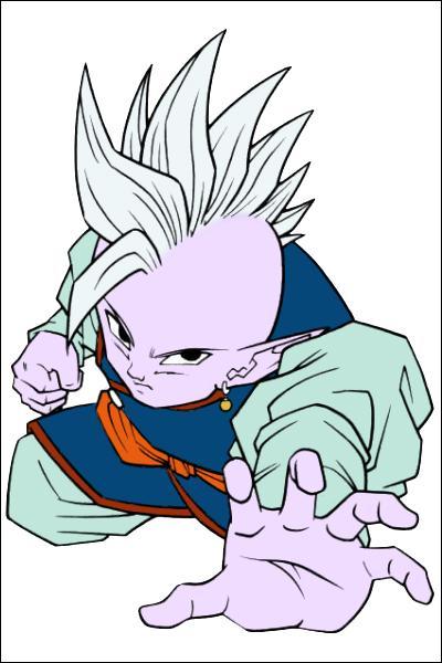 Cocher la/les bonne(s) information(s) sur ce personnage de 'Dragon Ball'.