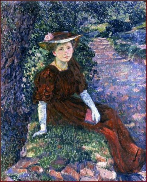 Qui a peint Portrait de Daisy Weber ?