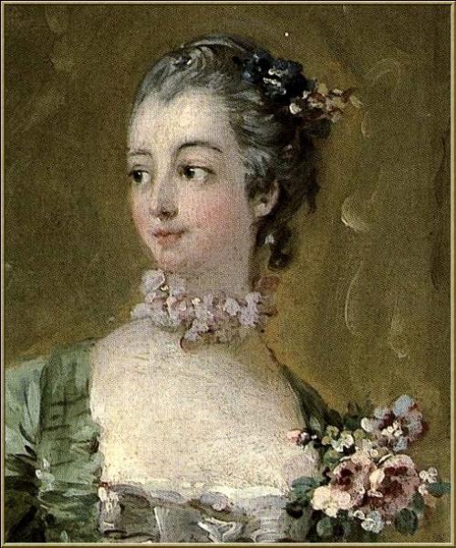Qui a peint Madame de Pompadour ?