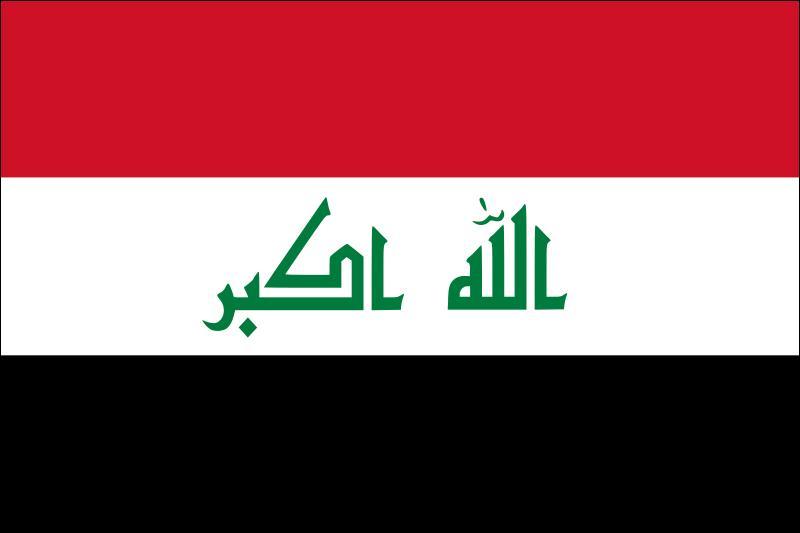 Quelle est la capitale de l'Irak ?