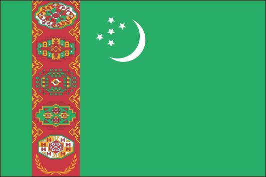 Quelle est la capitale du Turkménistan ?