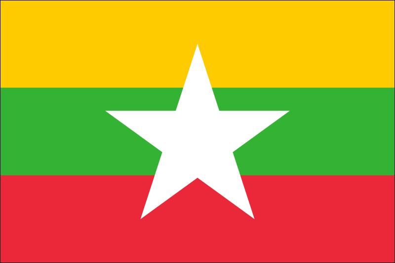 Laquelle de ces villes n'est pas une capitale de la Birmanie (officielle et économique) ?