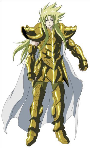 Saint Seiya The Lost Canvas Chevalier D'or