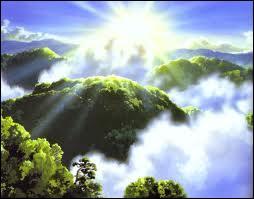Quel personnage dit :  Même si la nature entière a repoussé, ce ne sera plus jamais sa forêt. Le Grand Esprit de la forêt est mort.   ?