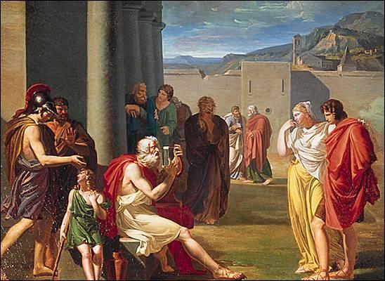 Si l'écriture disparaît entre le XIIe et le IXe siècle, il n'en va pas de même pour la parole. Une tradition orale se met en place. Des poètes vont de cité en cité, et chantent ou récitent en s'accompagnant de la lyre les récits héroïques des temps passés. Ainsi les Grecs gardent-ils en mémoire les événements des siècles passés. Comment appelle-t-on ces poètes ?