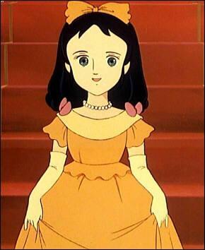 Princesse Sarah :  Fraîche fleur, que ...