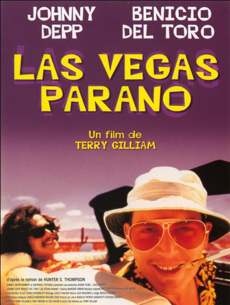 Pour le film «Las Vegas Parano», Johnny Depp a du sniffer du lait en poudre pour remplacer la poudre blanche que le personnage consommait. Qu'a déclaré l'acteur avec humour à ce propos ?