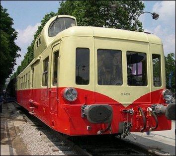 De quel prénom féminin s'appelait ce charmant vieux train ?