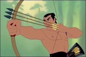 A qui Shang ordonne-t-il de décocher une flèche ?