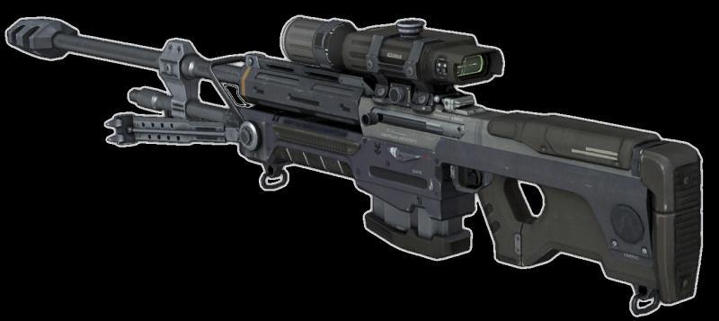 Quel est le nom de l'arme sur la photo ?