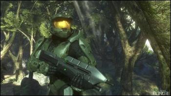 Quelle est la première mission de Halo 3 (Attention : Elle ne se joue pas. ) ?