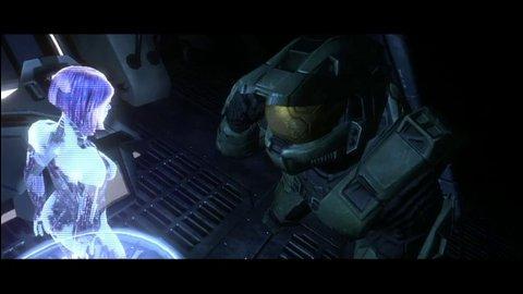 Qu'est-il arrivé au Spartan à la vidéo de fin (Après le crédit) ?