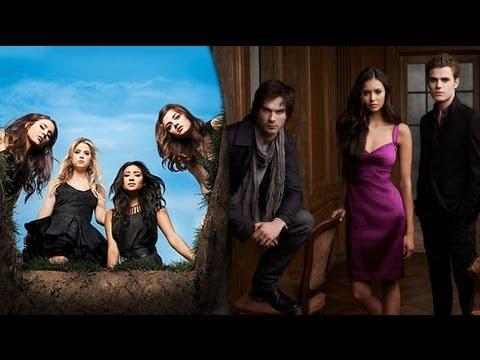 Pretty Little Liars VS Vampire Diaries