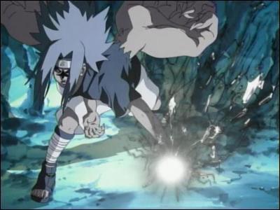 Sasuke Uchiwa a reçu le Sceau Maudit...