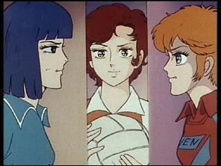 Comment s'appellent les 3 héroïnes de l'histoire?