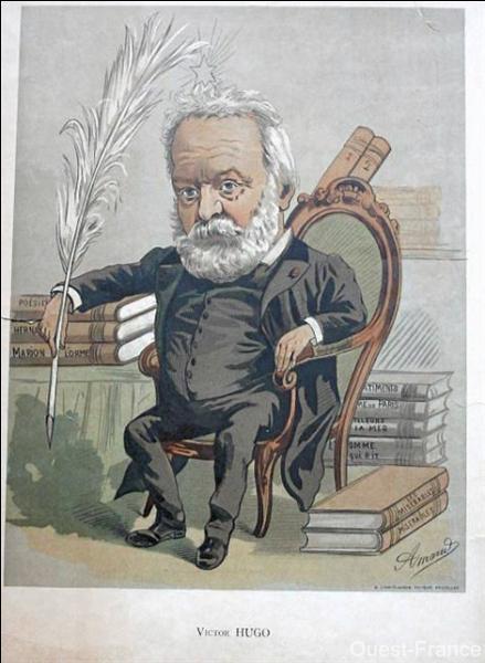 On passe aux choses sérieuses avec enfin un quiz  littérature  . La question est :  Comment est mort Victor Hugo ?   Quelle est la bonne réponse selon l'auteur du quiz ?